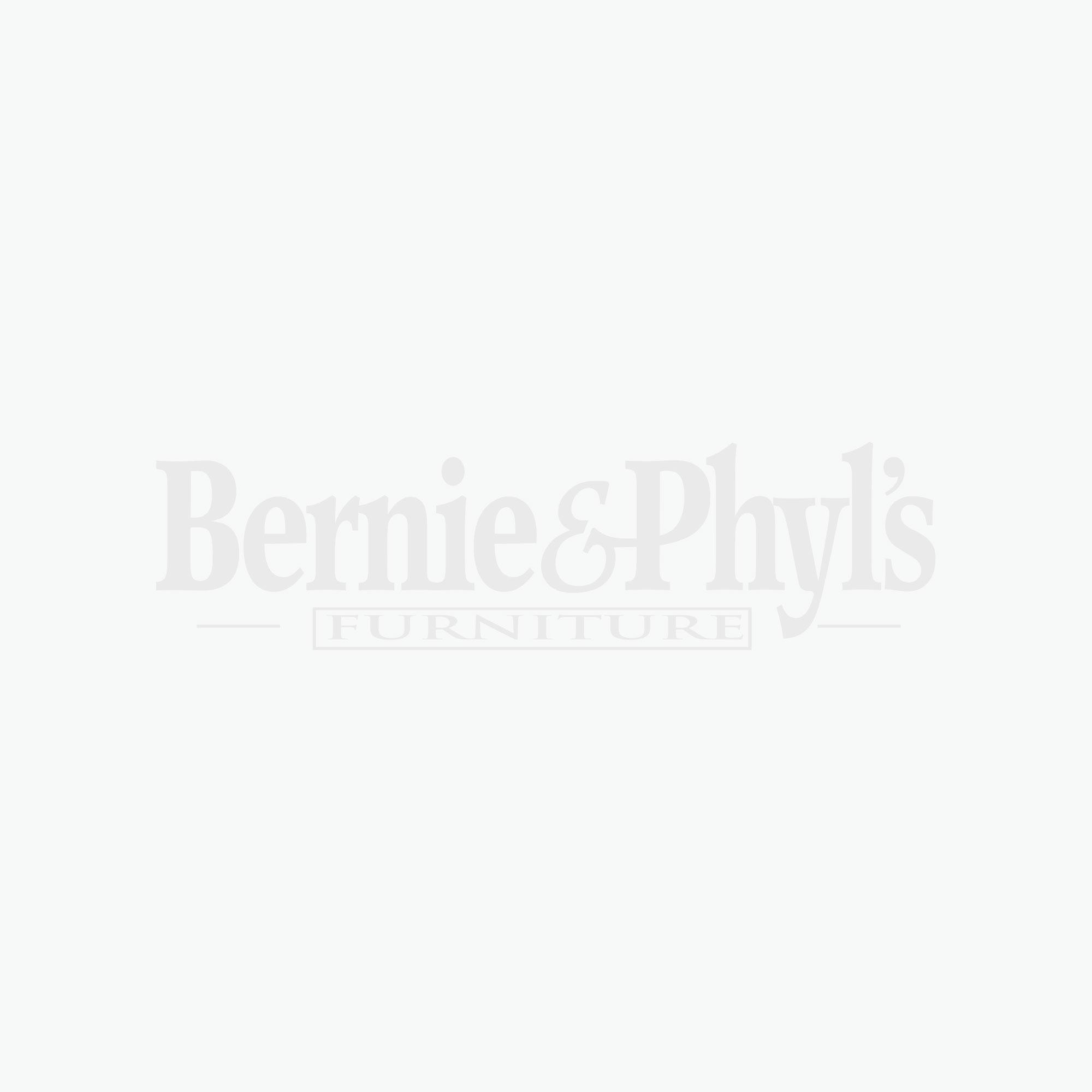 Window Pane Media Cabinet - Cherry - (Set of 1) - MS1073T - by Southern Enterprises